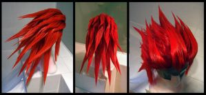 Axel wig 2.0 by Jequila