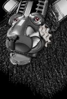 Robot Lion by ropa-to
