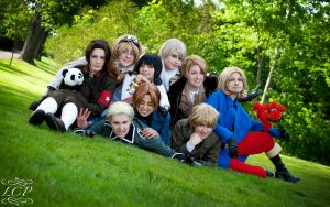 Hetalia: Make Pasta, Not War 3 by LiquidCocaine-Photos
