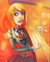 Sunny Melody by slither-astray