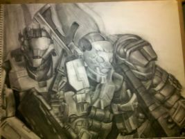 Remember Reach by Torvald2000