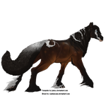 Theseus [WolfPonyThing] by WhimsicalRuby