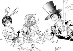 Tea Party by Culare