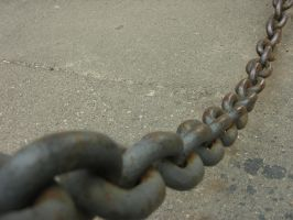Chain 11 by macro-photo