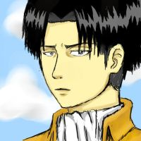 OHMY its levi by 23-ZiZ-23