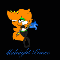Midnight Lance by x-Miss-Mango-x