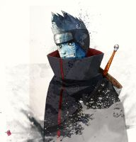 Kisame_ by ERS93