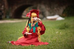 Rozen:Shinku 2 by YuukiCosplayer
