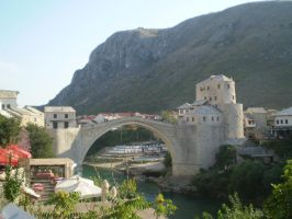 Stari Most by Leptospyrra