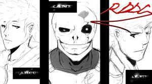 RDDC: COMIC Start WIP by TheChabot