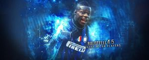 Balotelli by Ghazwi-Mohamed