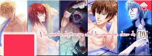 Facebook Cover #34 ~ Amour Sucre by MichelleMegurine
