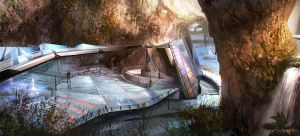 Wellness Resort Concept by Hideyoshi