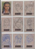 LOTR Masterpieces II 225-233 by aimo