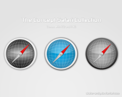 The concept safari collection by skater-andy