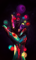 Las mano de un Virtuoso by darkbagi