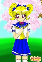 Charlotte:Spring Uniform by Magical-Mama