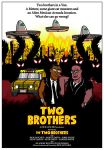 Two Brothers (The Movie) concept poster. by JCMaziu