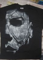 Michael Myers shirt by Synbag