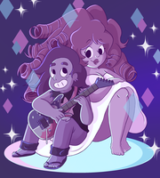 I hear the universe calling your name by watermelonium