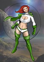 Velorian Ranger in Color by powerbook125