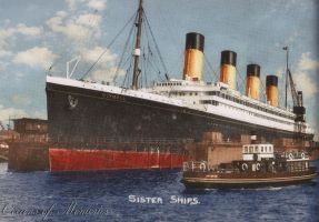 Sisters at Heart? by RMS-OLYMPIC