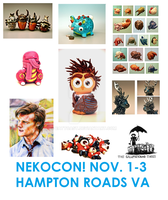 NEKOCON 2013 by EatToast