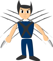 Wolverine by Luned13