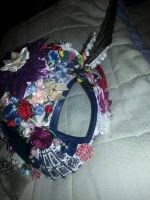 my prom mask by WooftheEpic