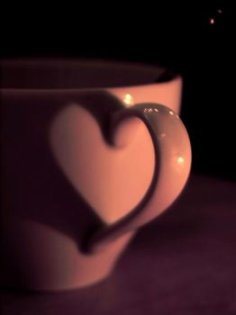 A Cup of Love, please... by vanerich