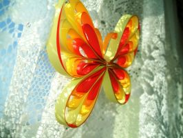 Quilling by Napsika