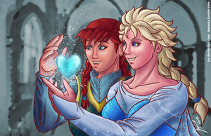 Ice Heart by JYC