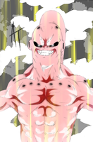 Super Buu by Redd-Boy