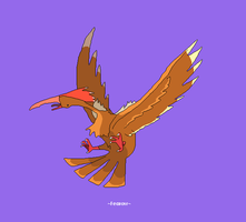 fearow 022 by juenavei