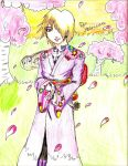 Cherry Blossom++Eko++ by 25animeguys