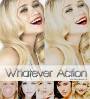 Whatever Action by joolyra