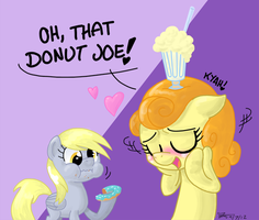 ''OOH DONUT JOE'' by Zicygomar