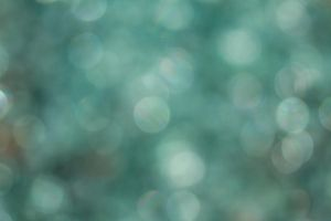Stock Turquoise Bokeh by minifoot