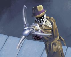 Rorschach by KuddlyFatality