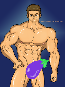 Chris Redfield (Censored) by Prince-Nate