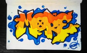 Orange by MorePL