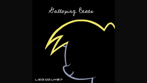 Galloping Beats (Album Cover) by LegoGuy87