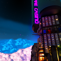 Star Spire Casino by crisis09