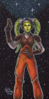 Hera Syndulla by Phraggle
