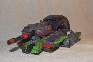 War for cybertron Tidal Wave by Shenron-Customs