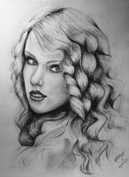 Taylor Swift by AnnieIsabel