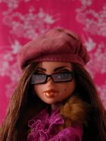 Custom Bratz doll by marjol3in1977