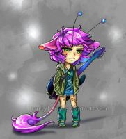 [Adobtable Auction] fairy [open] by curlyhair
