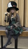 Female Hatter by katiesparrow1