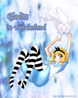 Gladiss in Wonderland by Kaoxita